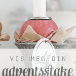 VIS MEG DIN ADVENSSTAKE