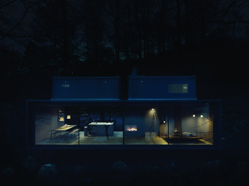 Vipp701-Shelter-Outside-Night01-High
